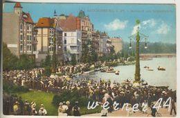 Königsberg V.1913 Konzert Am Schloßteich (13210) - Ostpreussen