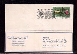 World Cup-1954,Meter(Zurich-30.06.1954),Postcard, Football, Soccer, Fussball,calcio, - World Cup