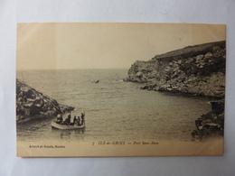 Ile De Groix - Port Men Nem - Groix