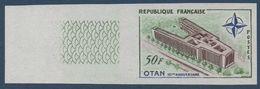 FRND 1959  Anniversaire De L'OTAN   Non Dentelé - N° YT 1228 ** MNH Bord De Feuille - France