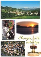 05 CHORGES - CITE CATURIGE /  MULTIVUES - France