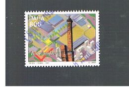 ITALIA REPUBBLICA  - UNIF. 2324  -   1997 FIERA DI BOLOGNA      -            USATO - 6. 1946-.. Repubblica