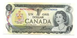 1973 Canada UNC One Dollar Banknote - Canada