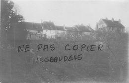 Carte, Photo  De  25  MORRE Près BESANCON Circulé 15 6 1919  Ttb - France
