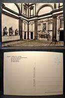 (FG.R21) FIRENZE - BASILICA DI SAN LORENZO - LA NUOVA SACRESTIA (MICHELANGELO) - Firenze (Florence)