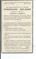 B.P.  HALLE BOOIENHOVEN HELAERS FERDINAND 1894 - 1938 - Religion & Esotericism