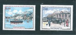 Monaco Timbres De 1988  Tableaux Neufs** N°1643/44 - Monaco
