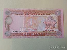 1 Bir 1993 - Turkmenistan