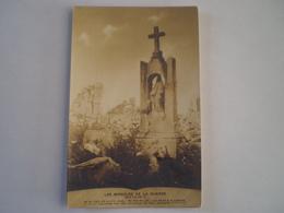 Militair - Guerre 1914-18 / WW I / Carte Photo / Fey En Haye (54) Les Miracles De La Guerre // 19?? Rare - Frankrijk