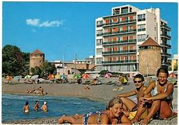 Hotel Riviera Maioulis Beach Rhodes 1977 - Grèce