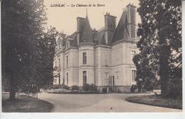 LOHEAC - Le Château De La Barre   PRIX FIXE - Autres Communes