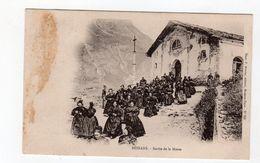 Bessans - Sortie De La Messe - 73 - - Autres Communes