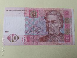 10 Hryvnia 2004 - Ucraina