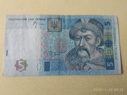 5 Hryvnia 2005 - Ukraine