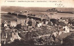 Iles De La Manche - Guernsey - Saint Peter Port From Cotils - Saint Pierre Port - Vue Générale - Guernsey