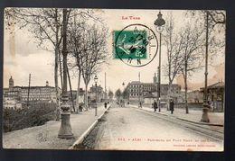 Albi (81 Tarn) Panorama Du Pont Neuf  1910? (PPP6900) - Albi