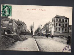 Albi (81 Tarn) Le Lycée 1909 (PPP6899) - Albi