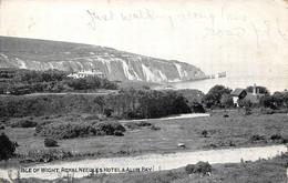 Angleterre England - Isle Of Wight - Royal Needles Hotel And Alum Bay - Angleterre