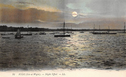 Angleterre England - Isle Of Wight - Ryde - Night Effect - Angleterre