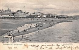Angleterre England - Isle Of Wight - Sandown East 1904 - Autres