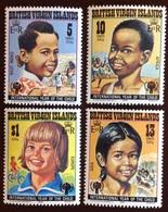 Virgin Islands 1979 Year Of The Child MNH - Iles Vièrges Britanniques