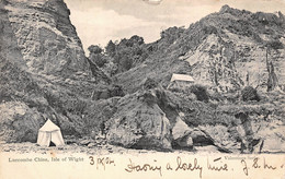Angleterre England - Isle Of Wight - Luccombe Chine 1904 - Angleterre