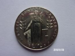 1 Franc - Jacques Rueff - 1996 - H. 1 Franc