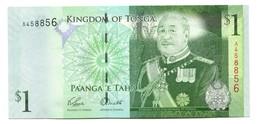 Tonga UNC $1  Banknote - Tonga