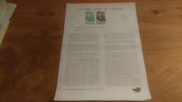 145/ 1970 N° 12 GUYANE TERRE DE L ESPACE - Documents De La Poste