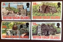 Virgin Islands 1976 Historic Sites MNH - Iles Vièrges Britanniques
