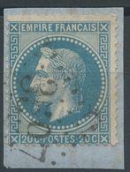 Lot N°40057   N°29B, Oblit GC 3597 St-Florent-sur-Cher, Cher (17), Ind 4 - 1863-1870 Napoléon III Lauré