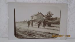"""GUERRE 14-18 / """" GARE DE COURVILLE ( C.B.R. ) """" - Guerre 1914-18"""