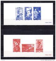 """2 Gravures Officielles De 2008 N° YT 4216 à 4221 """" LE CIRQUE / LION CLOWN / CHEVAL..."""" En PARFAIT état ! - Documenten Van De Post"""