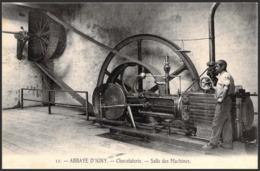 ABBAYE D'IGNY - Chocolaterie - Salle Des Machines - Etat NEUF (5979) - Francia
