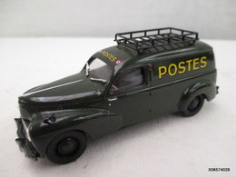 Voiture Miniature 1/43 Em  NOREV - Peugeot  203 -1950 - Peinture Vert Bouteille  D'origine Poste   Etat Proche Du Neuf - Toy Memorabilia