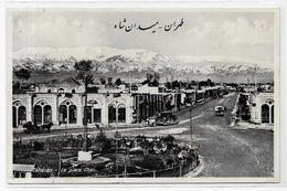 CPA Perse Iran Persia Circulé Téhéran - Iran