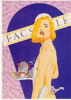Vicenza - FACSIMILE - Bar E Bruschetteria - - Pubblicitari