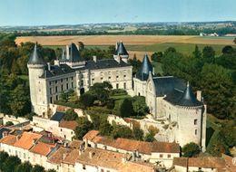 VERTEUIL : Le Château - France