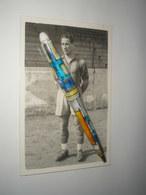 Photo Format Cp FOOTBALL  RUE  SOCHAUX 3/44 - Other