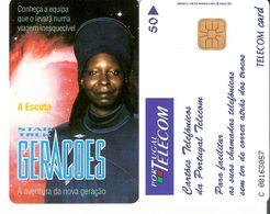 Portugal - Phonecard/ Telécarte Telecom Card /  STAR TREK   Nuevo/UNC - Portogallo