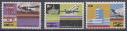 Nederlandse Antillen - 40 Jaar Luchtvaart Aruba - MNH - NVPH 509-511 - Flugzeuge