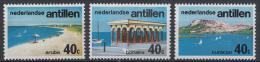 Nederlandse Antillen - Bevordering Toerisme - Aruba/Bonaire/Curaçao - MNH -NVPH 518-520 - Vakantie & Toerisme