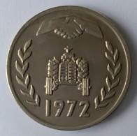 Algérie - 1 Dinar 1972 - Superbe - - Algeria