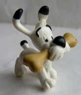 FIGURINE ASTERIX PLASTOY 1997 IDEFIX TBE (2) - Asterix & Obelix