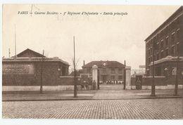 Paris 17 - Caserne Bessières 5e Régiment D'infanterie Entrée Principale 1936 - Distretto: 17