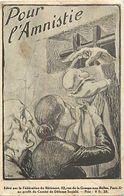 -themes Div-ref V817- Illustrateurs - Illustrateur -politique -federation Du Batiment - Pour L Amnistie  - - Unclassified