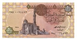 Egypt UNC One Pound Banknote - Aegypten