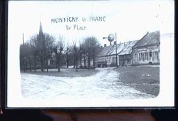 MONTIGNY LE FRANC PHOTO CARTE       DDDD - Francia