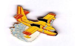 SAPEURS POMPIERS PROTECTION CIVILE AVION CANADAIR - Luftfahrt