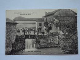 SOULAINES  Le Déversoir Du Moulin - Other Municipalities